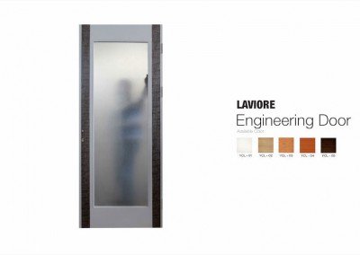 Engineering Door